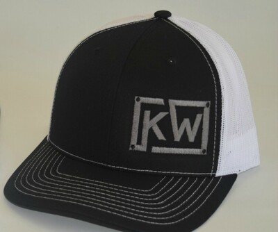 Richardson Snap KW Black and White