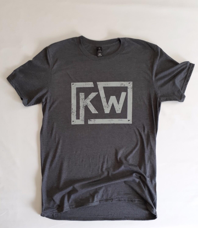 Heather Dark Grey KW shirt