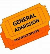 Advance Friday General Admission