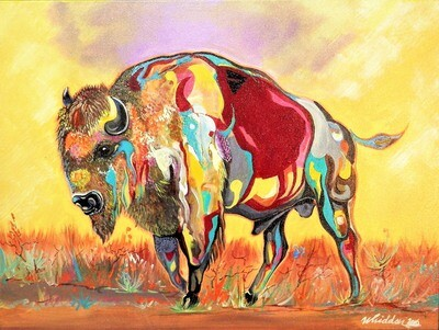 Technicolor Buffalo
