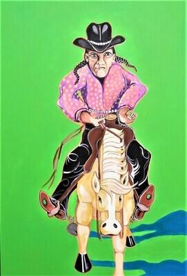 Fritzs Indian cowboy