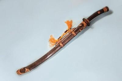 Luxurious collection LiuYe Dao/sword