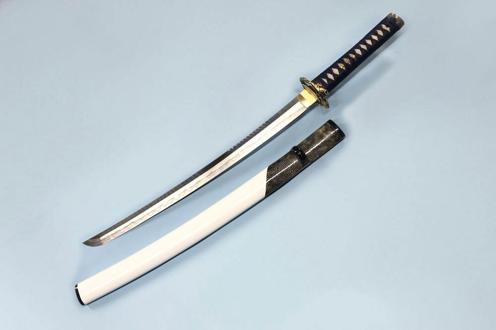 JKOO-Danryu Dragon tamahagane wakizashi