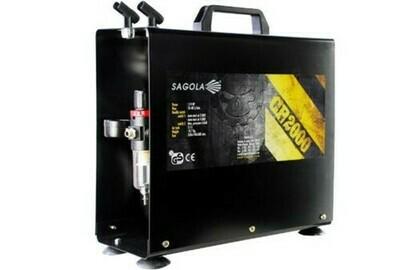 SAGOLA CP2000 220/50 1/4 HP COMPRESSOR