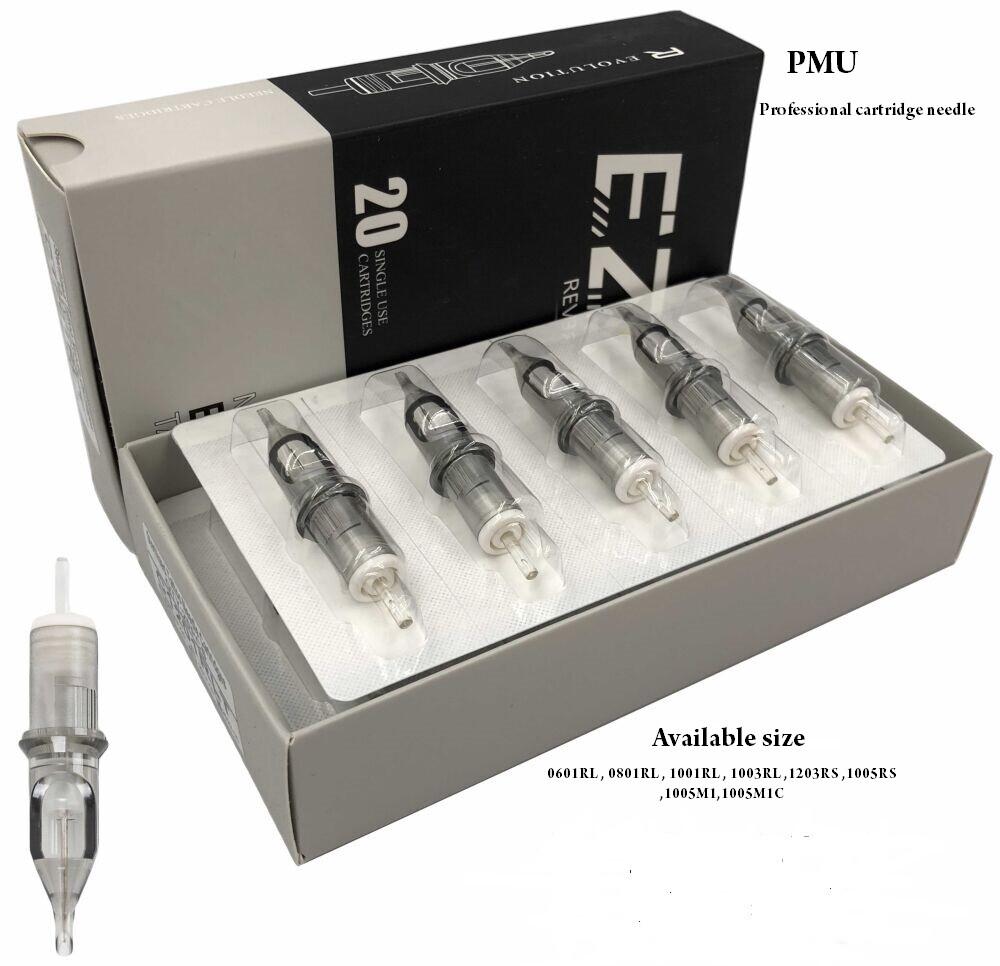 EZ revolution(PMU) permanent make up cartridge needle