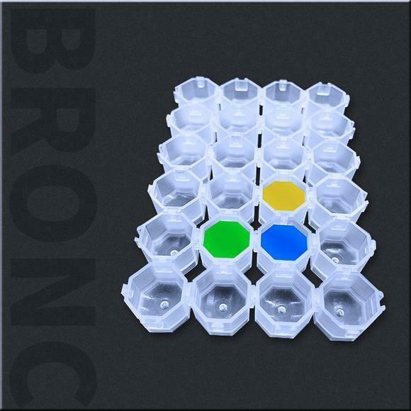 TATTOO INK CUPS/200 PCS