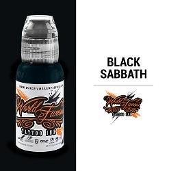 world famous ink BLACK SABBATH