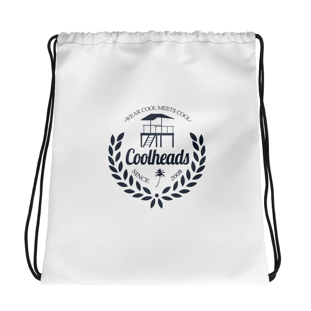 Royalty Drawstring bag