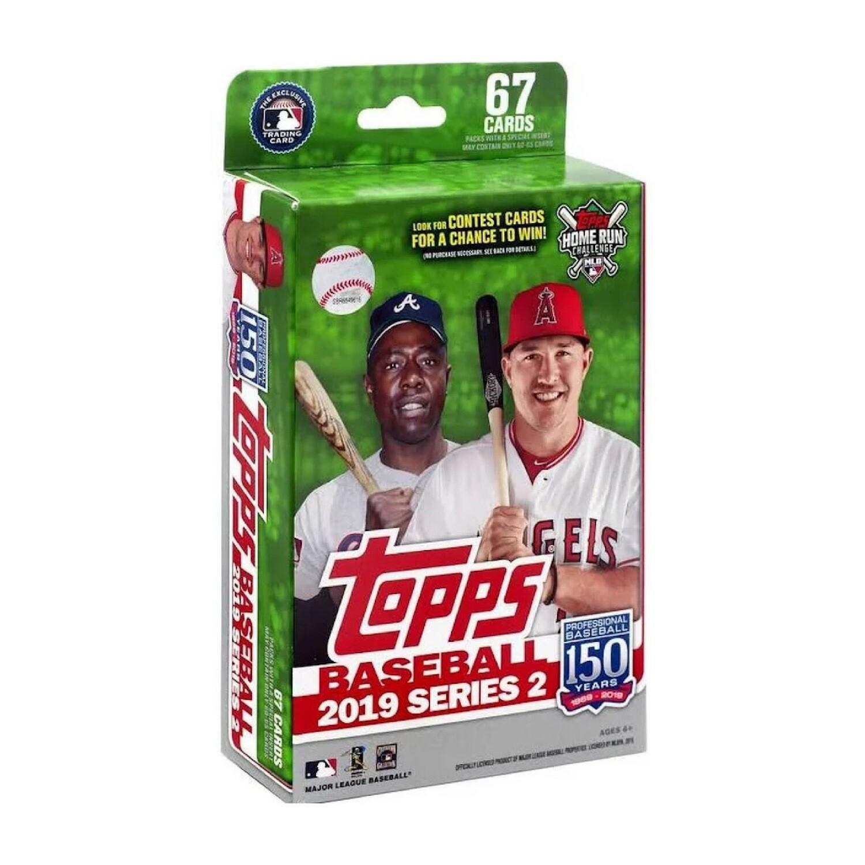 2019 Topps Series 2 Baseball Hanger Box