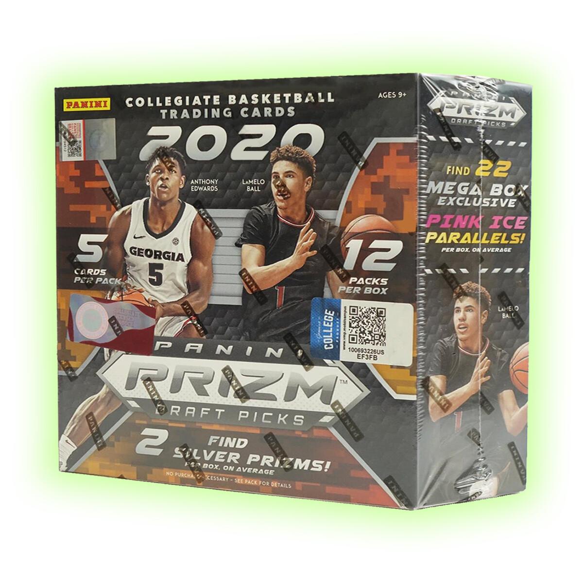 2020-21 Prizm Draft Picks Basketball Mega Box