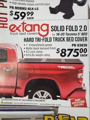 Extang Solid Fold 2.0