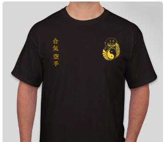Aiki-Karate Training T-Shirt