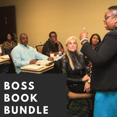 The Boss Book Bundle  [E-BOOK + BOOKS]