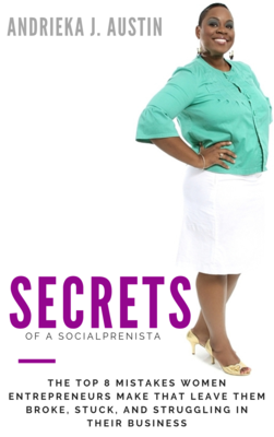 Secrets of A Socialprenista [BOOK]