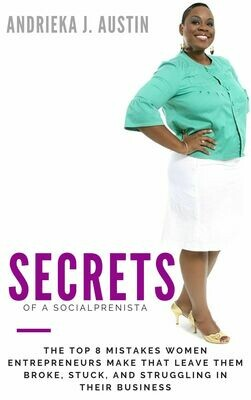 Secrets of A Socialprenista [E-AUDIO BOOK]