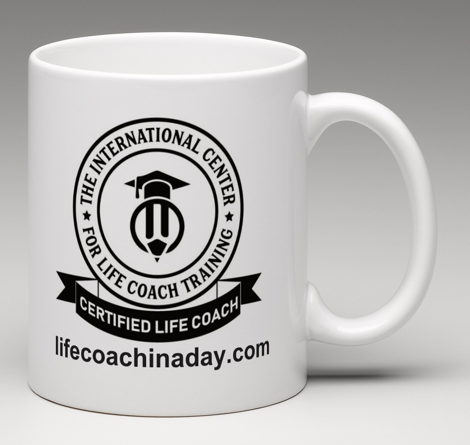 The 'Certified Life Coach' [Life Coach In a Day]  Coffee Mug