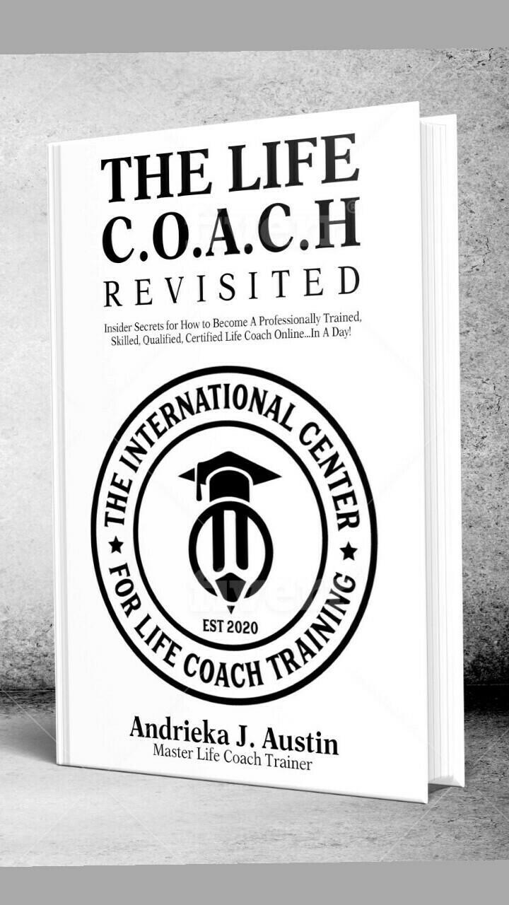 The LIFE C.O.A.C.H [Revisited] E-Audio Book