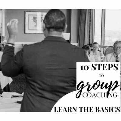 Life Coach Group Coaching Program