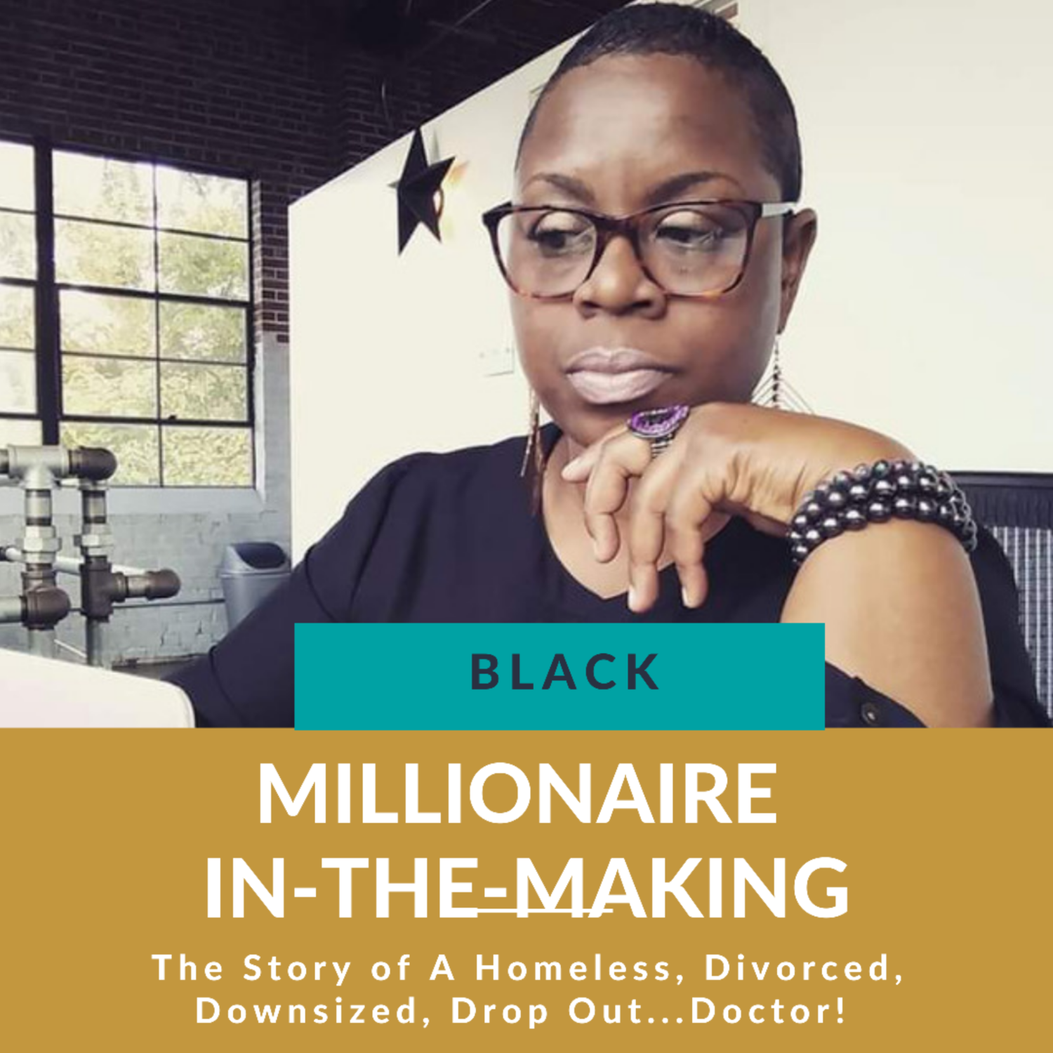 Black Millionaire In The Making