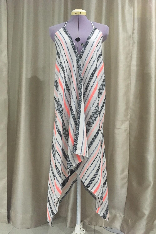 YAKAYA Designer Neckholder Kleid