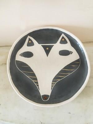 Fox Platter