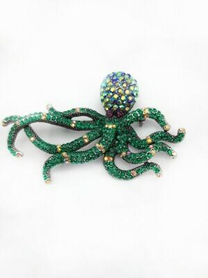 Octopus serti reproduction retro