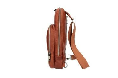 sac à dos bandoulière cuir