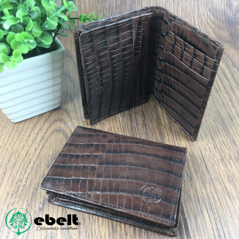 ebelt 意大利牛皮卡片套 Full Grain Italian Cow Leather Card Holder - WM0054