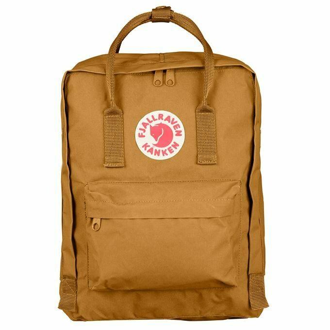 Fjallraven Kanken 狐狸袋 背囊 書包戶外背包 School bag outdoor backpack 16L - Acorn