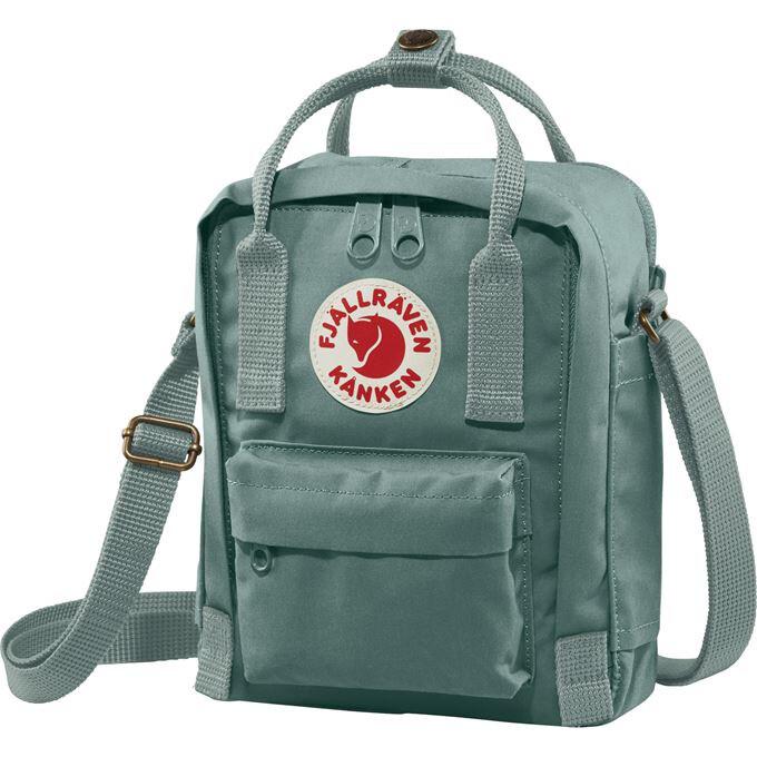 Fjallraven Kanken [狐狸袋] 斜孭袋Sling Cross Shoulder Bag - Frost Green