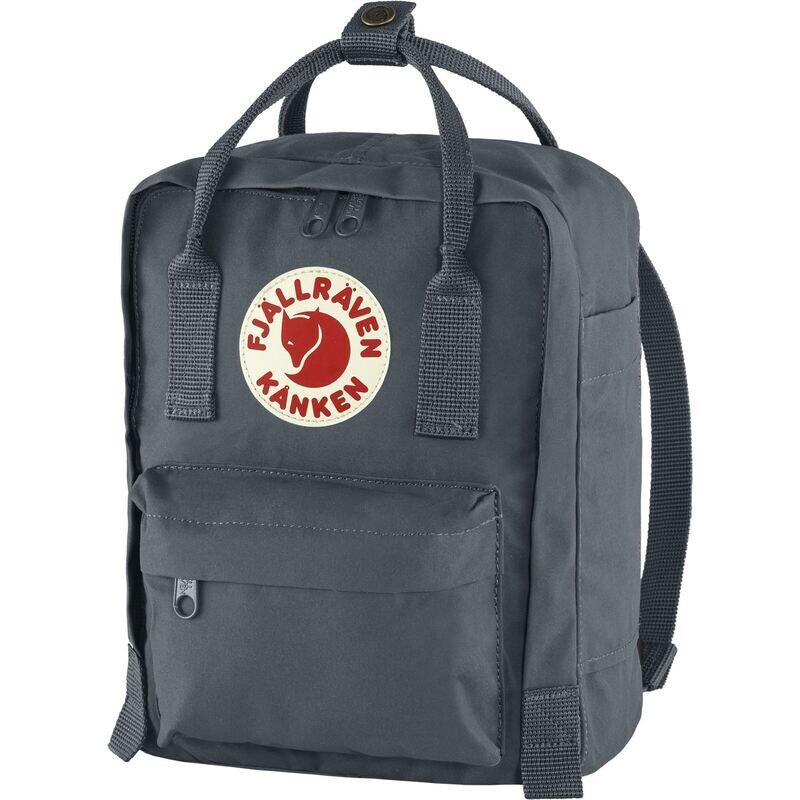 Fjallraven Kanken Mini 狐狸袋 迷你背囊 書包戶外背包 School bag outdoor backpack 7L - Graphite