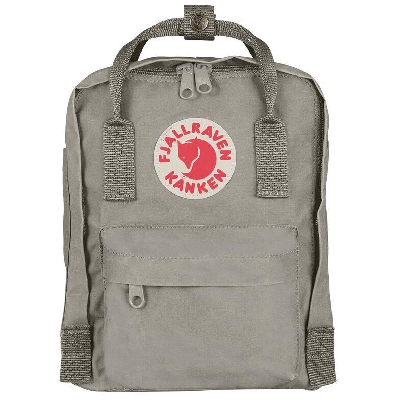 Fjallraven Kanken Mini 狐狸袋 迷你背囊 書包戶外背包 School bag outdoor backpack 7L - Fog