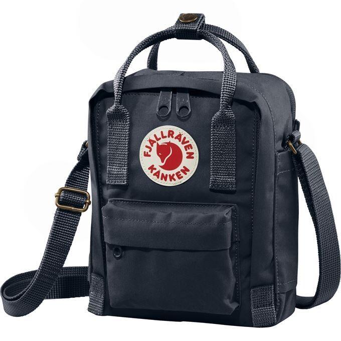 Fjallraven Kanken [狐狸袋] 斜孭袋Sling Cross Shoulder Bag - Navy