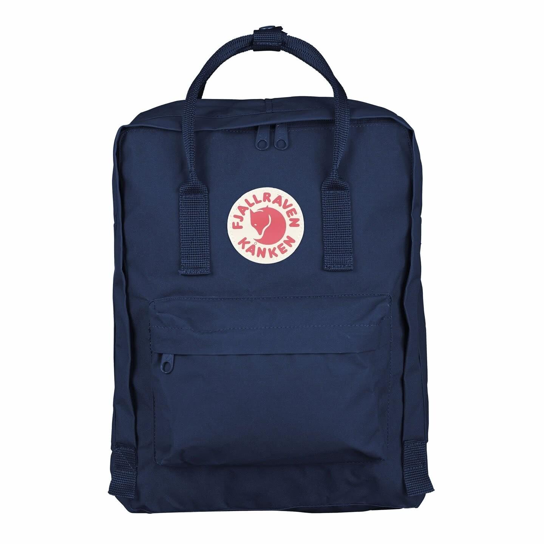 Fjallraven Kanken 狐狸袋 背囊 書包戶外背包 School bag outdoor backpack 16L - Royal Blue
