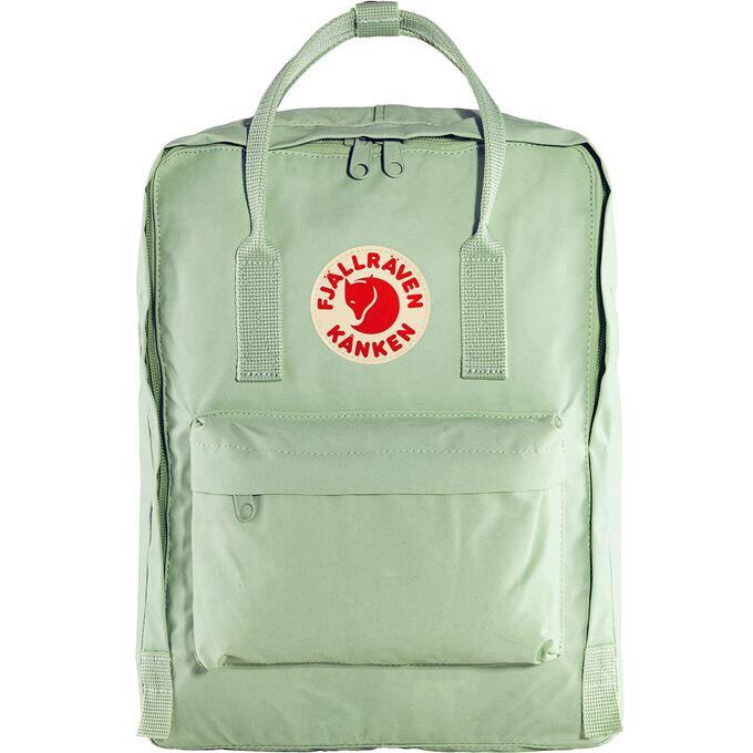Fjallraven Kanken 狐狸袋 背囊 書包戶外背包 School bag outdoor backpack 16L - Mint Green