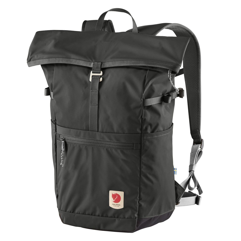 Fjallraven [狐狸袋] High Coast Foldsack 24 輕身野外背包 可摺疊收藏 24L - Dark Grey