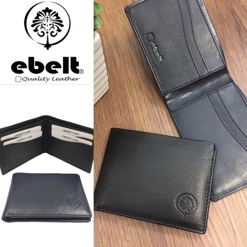 ebelt 牛皮小銀包/ 八達通套 / 証件套 Mini Wallet  - WM0110