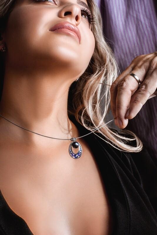 Sapphire Dream Pendant