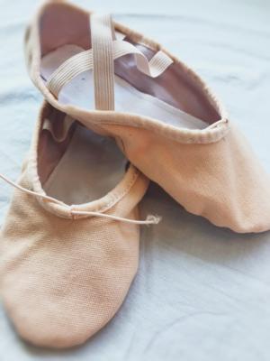 バレエシューズ Ballet shoes
