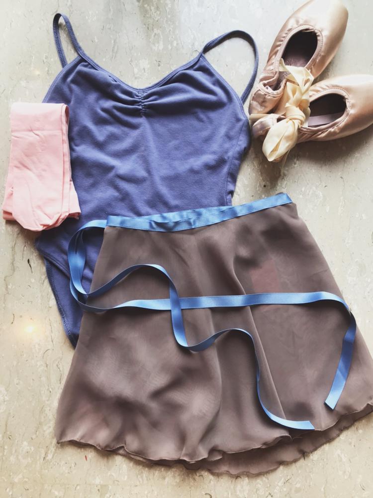 巻きスカート Wrap skirt