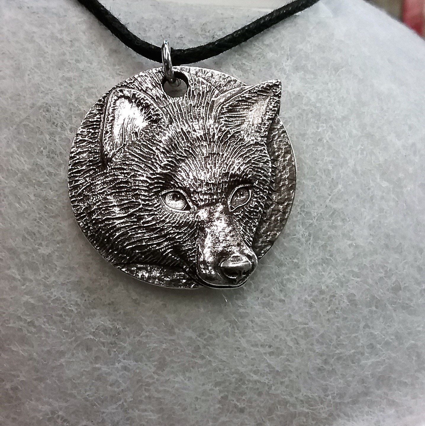 A Fox pendant for Save Me Trust