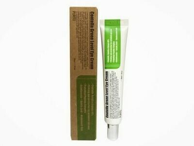 Подтягивающий крем для век с пептидами и центеллой PURITO Centella Green Level Eye Cream, 30 мл