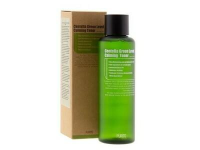 Бесспиртовый успокаивающий тонер с центеллой азиатской PURITO Centella Green Level Calming Toner, 200 мл