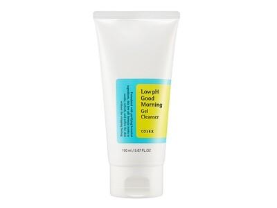 Мягкий гель для умывания COSRX Low pH Good Morning Gel Cleanser, 150 мл