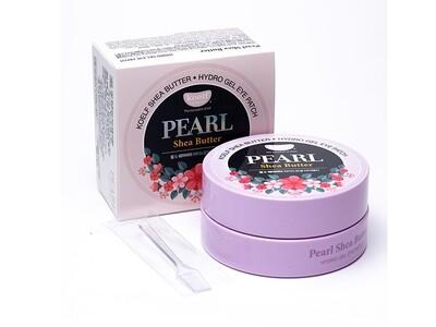 Гидрогелевые патчи Petitfee Koelf Pearl & Shea Butter Eye Patch, 60 шт