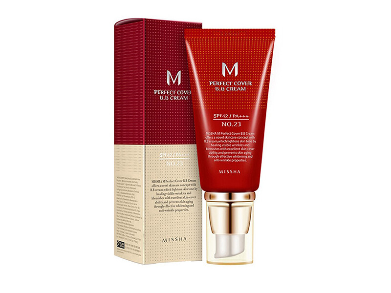 MISSHA Perfect Cover BB Cream SPF42/PA+++, 50 мл