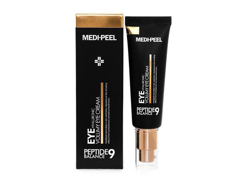 Крем для век с пептидами  MEDI-PEEL Peptide Balance9 Eye Hyaluronic Volumy Eye Cream, 40 мл
