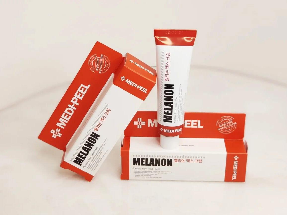 Осветляющий крем от пигментации MEDI-PEEL MelanonX Cream, 30 мл