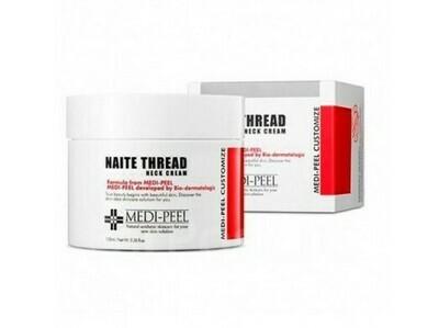 Подтягивающий крем для шеи MEDI-PEEL Naite Thread Neck Cream, 100 мл