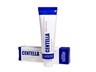 Успокаивающий крем для чувствительной кожи MEDI-PEEL Centella Mezzo Cream, 30 мл